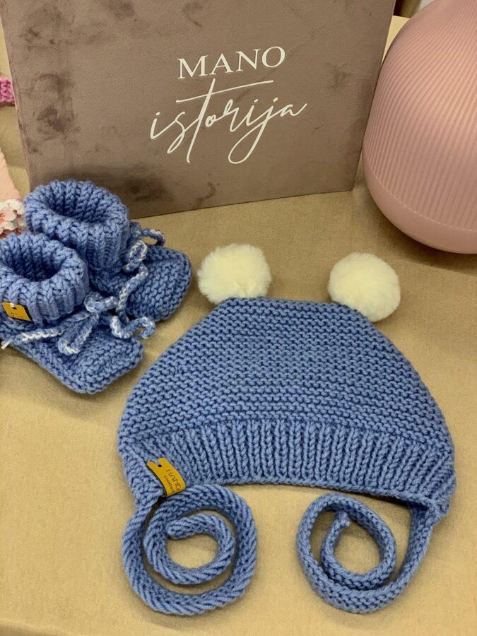 Vilnonės kepurytės