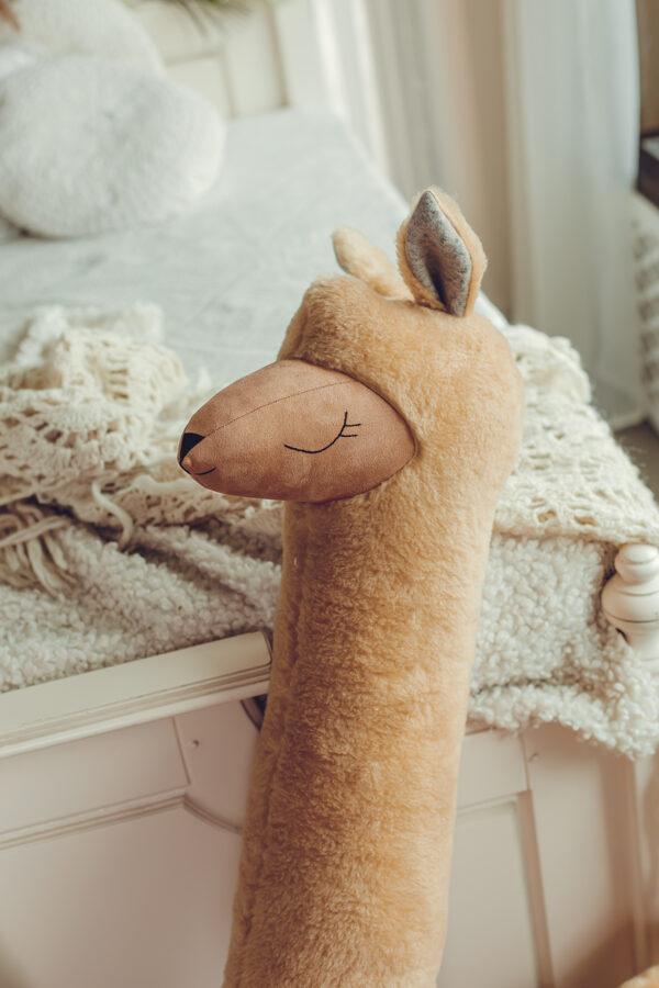 XXL minkštas žaislas Alpaka
