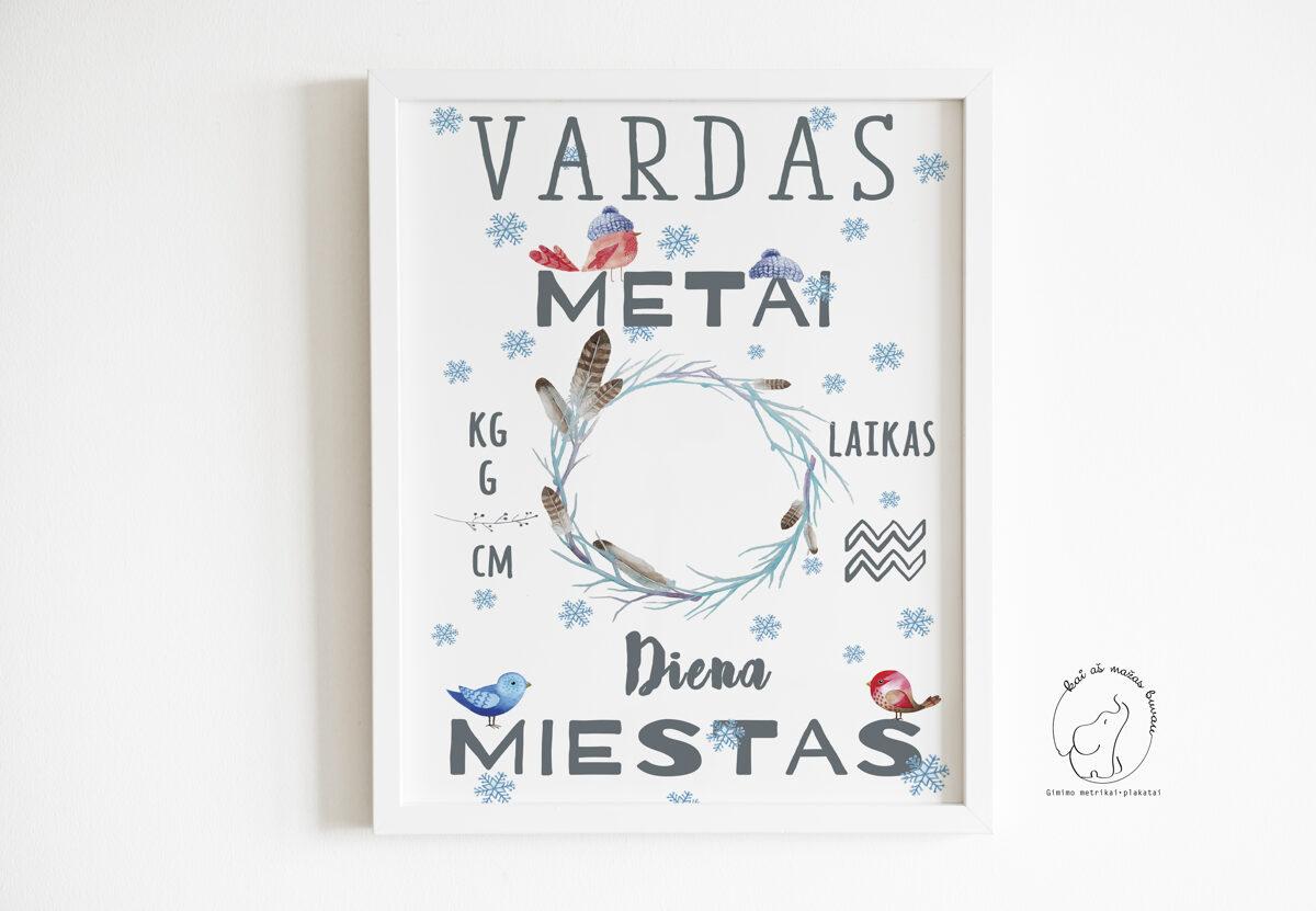 Metrikai