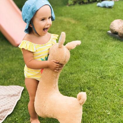 Žaislas-pagalvė Alpaka