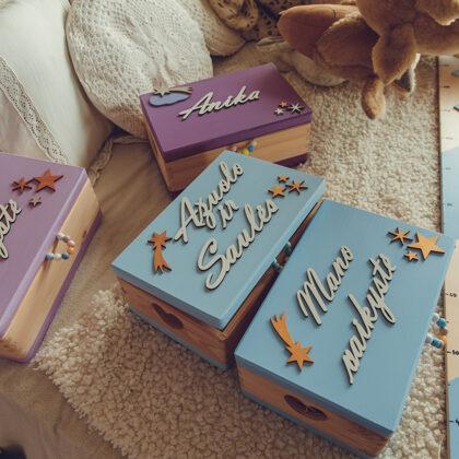 Prisiminimų dėžutės